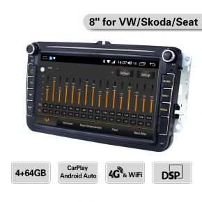 android autoradio vw